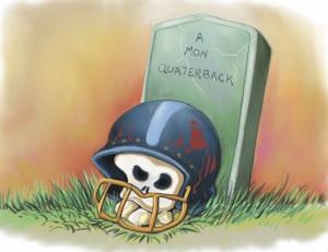 dessin cimetière
