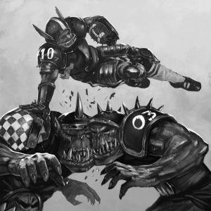 humain orcs